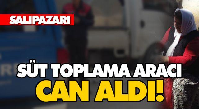 SÜT TOPLAMA ARACI CAN ALDI!